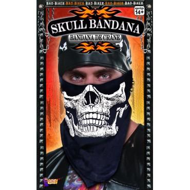 Bandana Face Skull