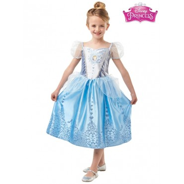 Costume Child Cinderella 4-6