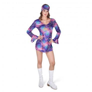 Costume Adult Hippie Boho...