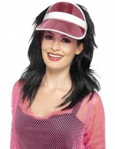 Cap Dealer Visor Pink