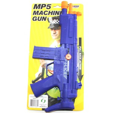 Gun Machine MP5 Police