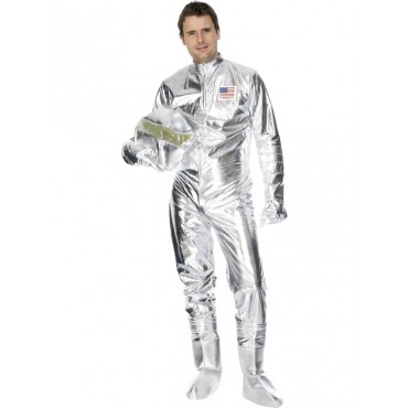 Costume Adult Astronaut...