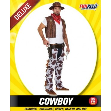 Costume Adult Cowboy