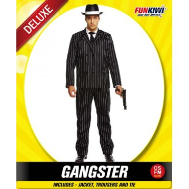 Costume Adult Gangster Suit...