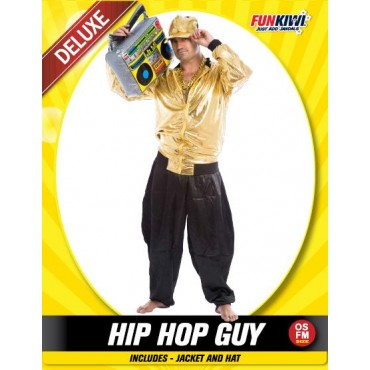 Costume Adult Hip Hop Rapper