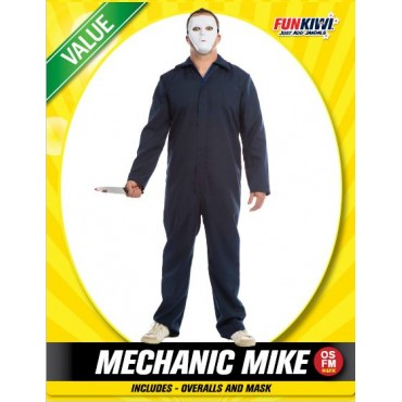Costume Adult Mechanic Mike