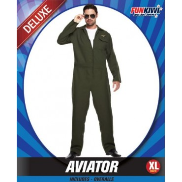 Costume Adult Top Gun...