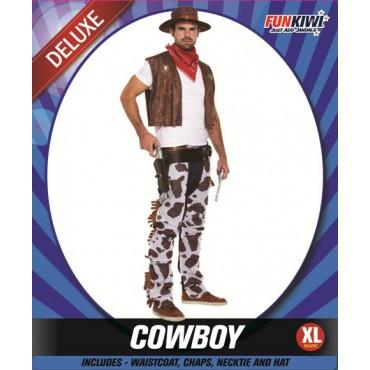 Costume Adult Cowboy XL