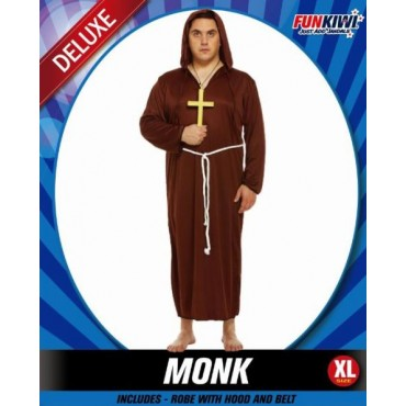 Costume Adult Monk XL