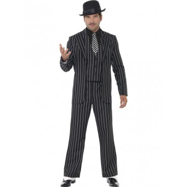 Costume Adult Gangster...