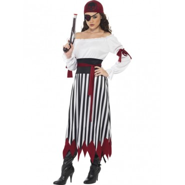 Costume Adult Pirate Lady...