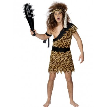 Costume Adult Caveman XL