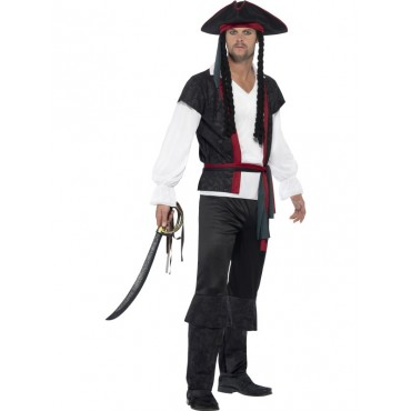 Costume Adult Pirate Aye...