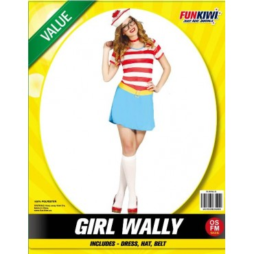 Costume Adult Where's Wanda