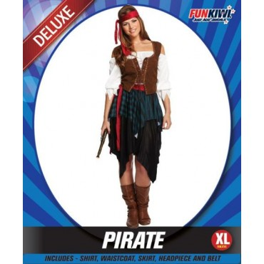 Costume Adult Pirate...