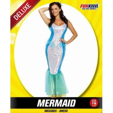 Costume Adult Mermaid