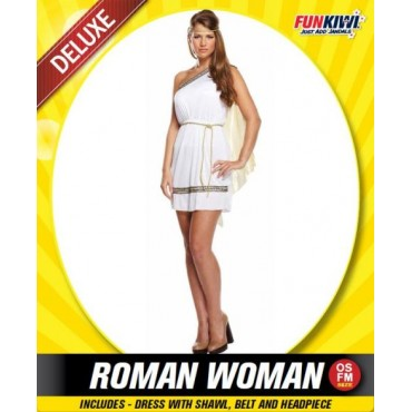Costume Adult Roman Woman...
