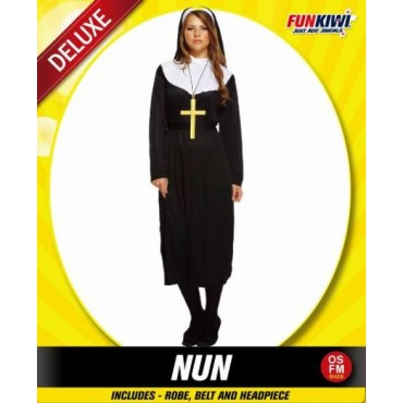 Costume Adult Nun