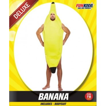Costume Adult Banana