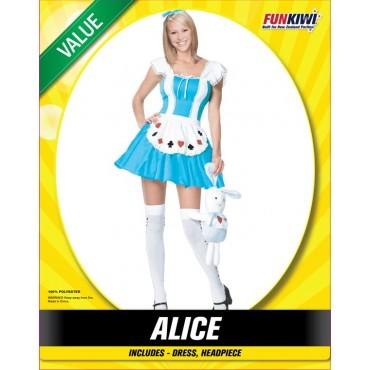 Costume Adult Alice In...
