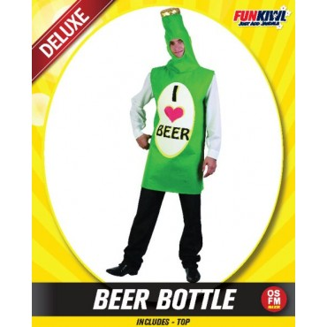 Costume Adult Beer Bottle I...