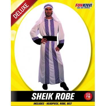 Costume Adult Arab Sheik Robe
