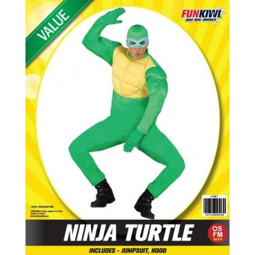Costume Adult TMNT Blue...