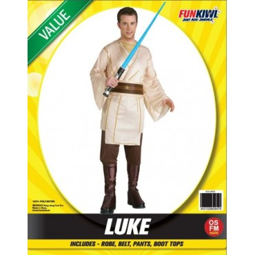 Costume Adult Luke Skywalker