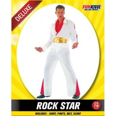 Costume Adult Elvis Rock Star