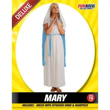 Costume Adult Mary
