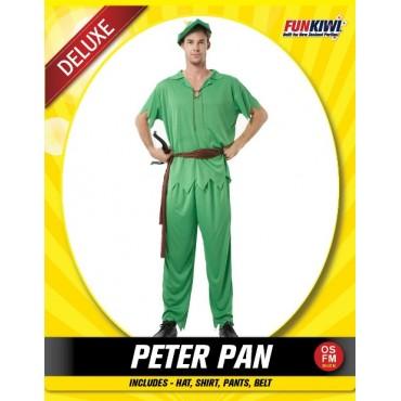 Costume Adult Peter Pan