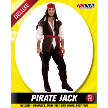 Costume Adult Pirate Jack...