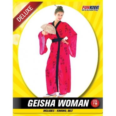 Costume Adult Geisha Girl Robe