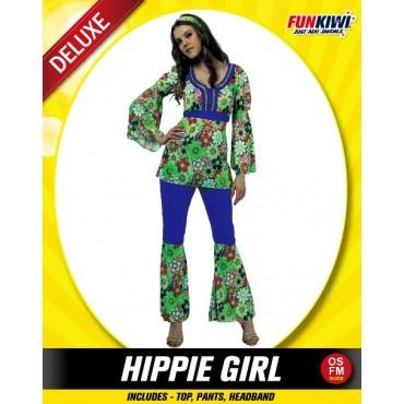 Costume Adult Hippie Girl...