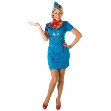 Costume Adult Air Hostess...