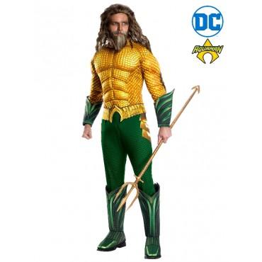 Costume Adult Aquaman Deluxe M