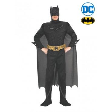 Costume Adult Batman Deluxe...