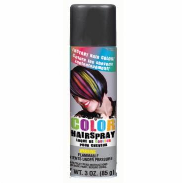 Hair Spray Neon Black