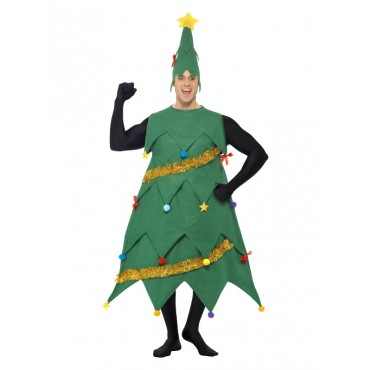 Costume Adult Christmas Tree