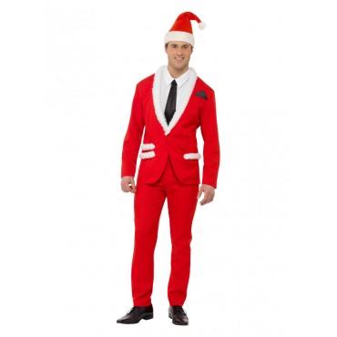 Costume Adult Santa Suit...