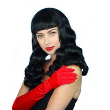 Wig Burlesque Bettie Page...
