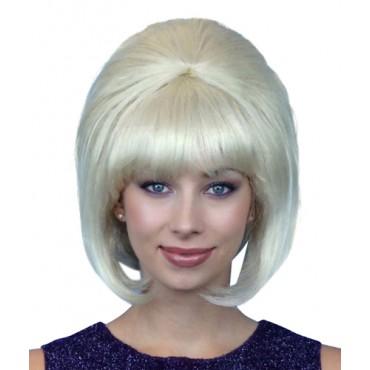 Wig 60's Beehive Blonde...