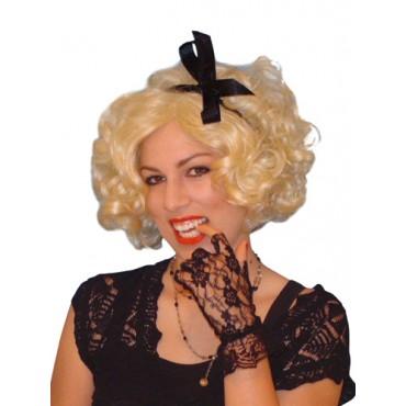 Wig 80's Madonna Blonde...