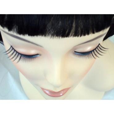 Eyelashes Black Short & Long
