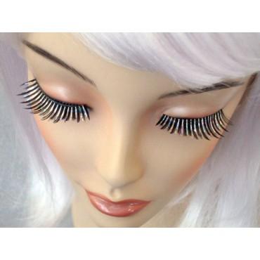Eyelashes Black with...