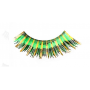 Eyelashes Green & Gold...