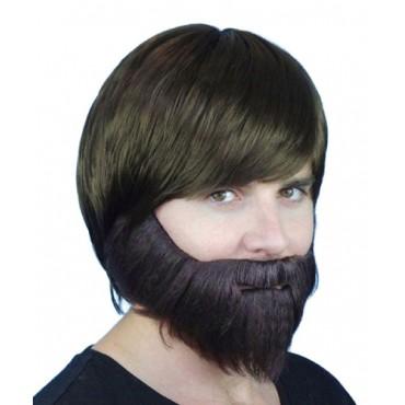 Beard Brown Synthetic