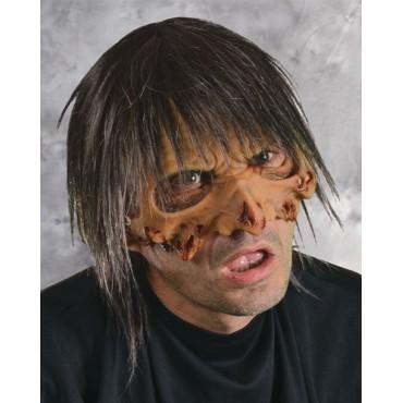 Mask Dead Head Half Face...