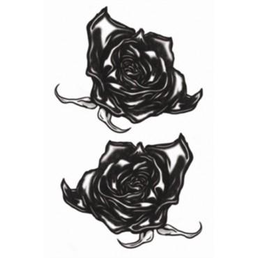 Tattoo Black Roses Gothic
