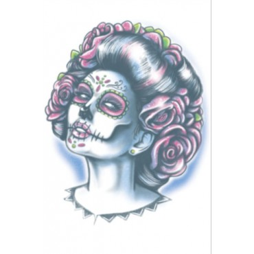 Tattoo Day Of The Dead...